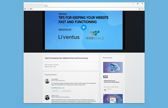 Tips for keeping website fast and functioning