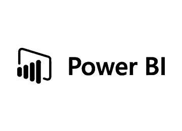 MS Power BI Logo