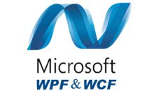Microsoft WPF and WCF logo