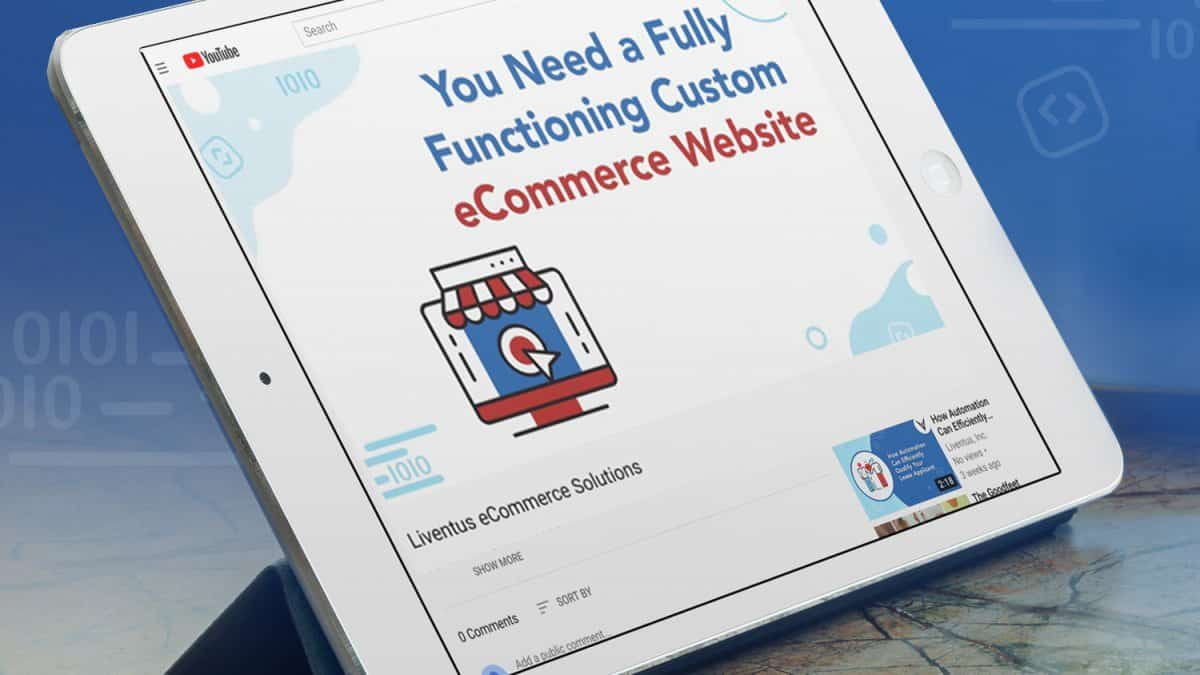 Liventus eCommerce Solutions