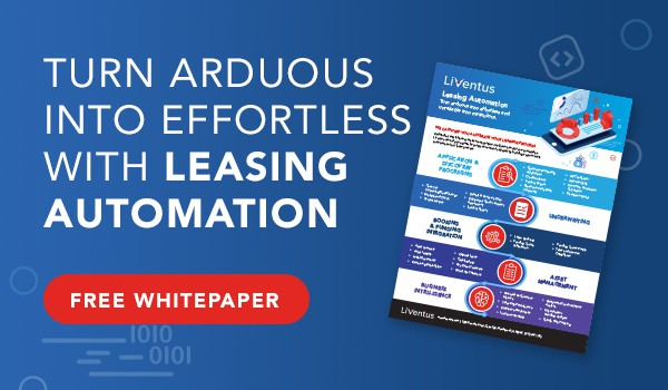 Leasing Automation white paper Image