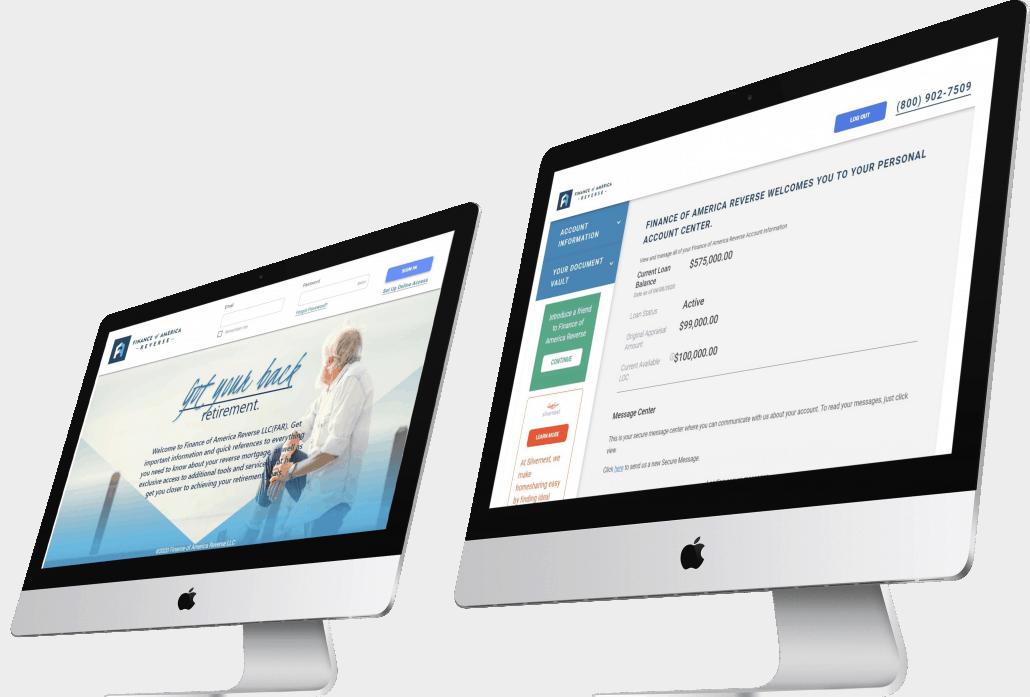 FAR-Customer Portal