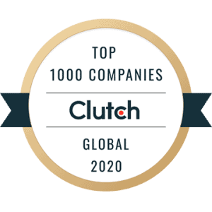 Clutch Top 1000 Global Companies