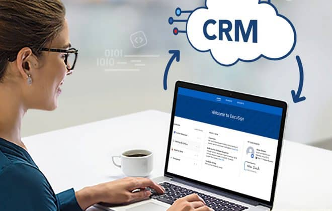 Liventus Helps Securely Integrate DocuSign into CRM